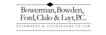 Bowerman, Bowden, Ford, Clulo, & Luyt, P.C. Logo